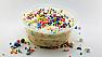 Birthday Cake Slime 8oz from Sunstreak Slimes
