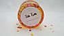 Tutti Frutti Slime 6 oz. label from Sunstreak Slimes