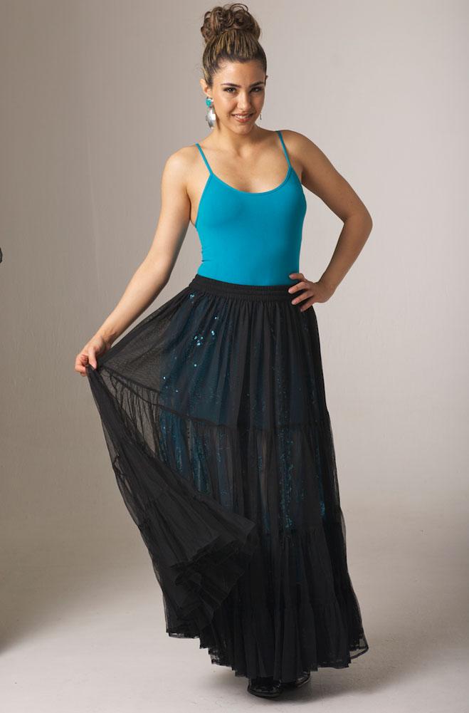 WesternWomenWear.com - Exquisit Formal Western Wear Long Black ...