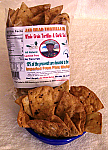 SKU5 Jar Head Whole Grain Tortilla Chips with Garlic & Sea Salt