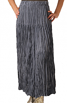 Western Broomstick Long Skirt. #5111SK