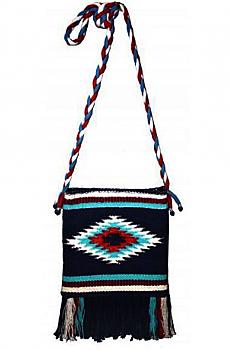Aztec Multi Color Crossbody Bag. #ABC 001