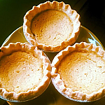 Pumpkin Sweet Potato Pie (Seasonal)