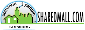 SharedMall Logo (Common People Services, LLC)